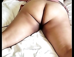 My wifes jiggly butt in vegas