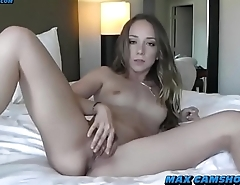 Remy Lacroix Masturbating With Anal In Private Cam Porn