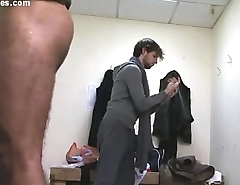 Spy cam in the men'_s'_ locker room
