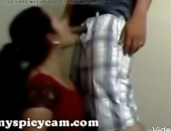 Hard blowjob with younger boy