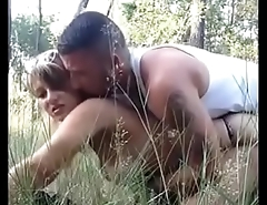 Really Hot Outdoors Sex 31