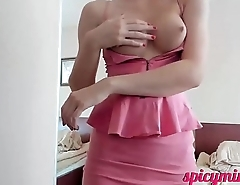 Young Babe Horny Pink Pussy