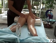 Massage oil sex