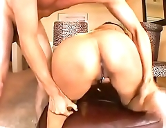 Forced Asian blowjob