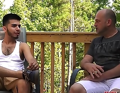 Getting To Know Max Jay sexy Straight guy