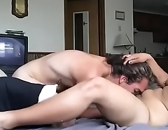 Desi pussy Fucked by White dick.
