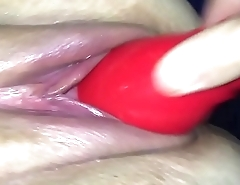 Homemade pussy smashing and Squirting cumshot